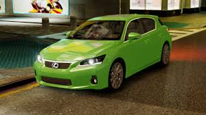 lexus ct200 2012 gta gaming archive