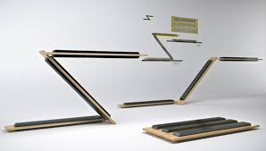 Desk Light Design Play With Piano Lights Yanko Design