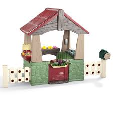 Little Tykes Toy Box Little Tikes Home And Garden Outdoor Kids Playhouse