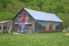Barn Murals Rootstock