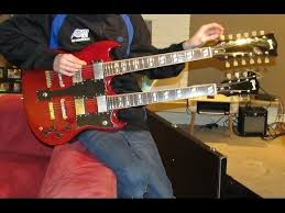 gibson double neck guitar wiring 1275 sg made in china youtube