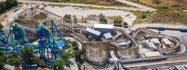 Six Flags Tennessee Twister Coasters Coasterforce