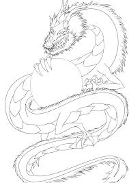 chinese dragon lines by lightenddragon on deviantart