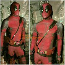 aliexpress com buy cosplay men superhero cosplay deadpool