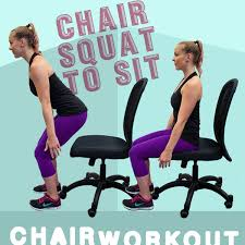 Desk Chair Workout Chair Workout Strength Training Exercises Youbeauty