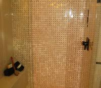 what color paint goes with brown tile houzz almond bathroom tub
