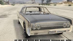Lincoln Continental Matrix Gta 5 Lincoln Continental Sedan 1962 Youtube