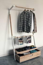 idee rangement vetement chambre mode portant rangement chambre idee portant vêtements osez à