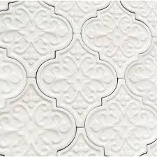 Ceramic Tile Backsplashes by Best 25 Arabesque Tile Ideas On Pinterest Arabesque Tile