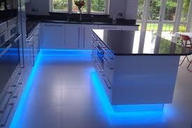 kitchen led lighting lumilum blue strip light crafts for house