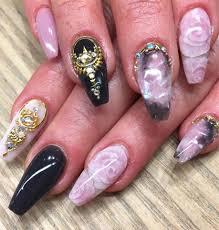 glam nail designs gallery nail art designs