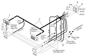 truck lite wiring diagram truck wiring diagrams instruction