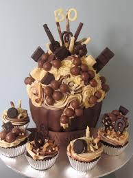 thanksgiving cupcake designs malteser giant cupcake u2026 pinteres u2026