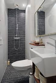 black tile bathroom ideas black and white bathroom with subway tile shower interesting tile