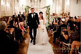 boston wedding photographers fairmont copley plaza grand ballroom wedding ceremony reception