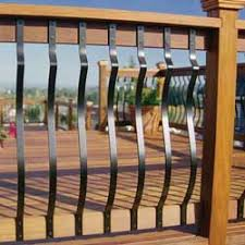 Baluster Design Ideas Front Porch Railings Options Designs And Installation Tips