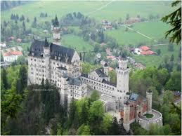 interesting facts about neuschwanstein castle facts