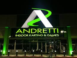 andretti indoor karting u0026 games commercial painters interior