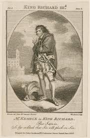 mr kemble in king richard in shakespeare u0027s king richard iii