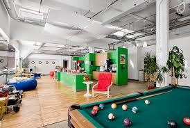 google office playroom google unveils not evil office in pittsburgh