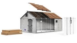 Ikea Flatpack Vertical Garden Un Orders 10 000 Ikea Flat Pack Shelters For Refugees