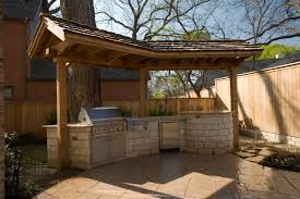 outdoor kitchen roofs small outdoor kitchen with roof ideas of