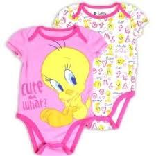 tunes tweety bird cute pink white creeper