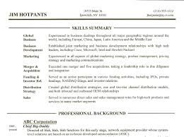 sample professional summary resume cover letter how to do a summary for a resume how to write a cover letter how to write a professional summary for resume samples of resumes sample skihow to