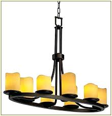 Black Metal Chandeliers Pillar Candle Rectangular Large Chandelier Chandelier Astonishing