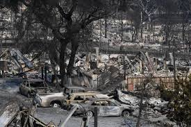 Wildfire Anderson Ca by Death Toll Hits 40 In California Wildfires Upi Com