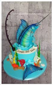 56 best fisherman cakes images on pinterest fish cake birthday