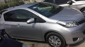 2013 Toyota Vitz Carizoom