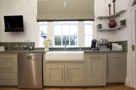 classic grey kitchen in a period property beautiful kitchens blog
