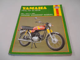 yamaha fs1 e fs1 m and fs1 1972 90 owner u0027s workshop manual