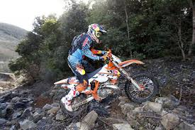 enduro motocross racing works enduro rider by drew smith