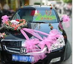 Wedding Car Decorations Wedding Car Decoration Buy Wedding Car Decoration Quick Pull