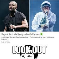 Eminem Drake Meme - drake take it easy man by nrpyeah meme center