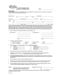 How To Make A Hospital Discharge Paper - 2010 form henry ford 26091 fill printable fillable blank