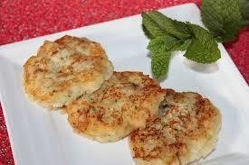 recette maâkouda galettes de pommes de terre marocaine recette
