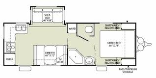 Fleetwood Wilderness Travel Trailer Floor Plans Full Specs For 2009 Fleetwood Wilderness 240rks Rvs Rvusa Com