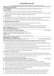 data scientist resume data science resume tgam cover letter