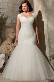best wedding dress style for plus size pluslookeu collection