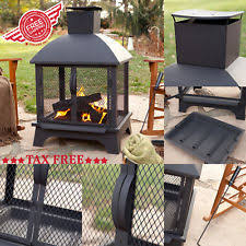 Fire Pit Or Chiminea Which Is Better Chiminea Fire Pits U0026 Chimineas Ebay