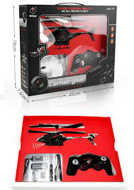 s977 3 5ch radio rc metal gyro helicopter missile u0026 camera