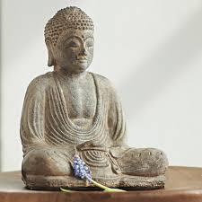 Buddha Statues Home Decor by Portable Buddha Statue Vivaterra