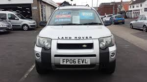 2002 land rover freelander interior used land rover freelander 3 doors for sale motors co uk