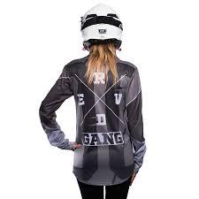 womens motocross jerseys rude gang clothing rude team jersey women black u2013 rude gang