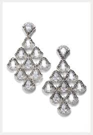 Sparkly Chandelier Earrings Five Metallic Dresses To Make You Shine This Holiday Season Mon