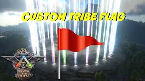 Custom Flag Maker Ark Sotf Custom Tribe Flag Tutorial Your Custom Image Youtube