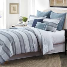 Blue Striped Comforter Set Buy Blue Stripe Comforter From Bed Bath U0026 Beyond
